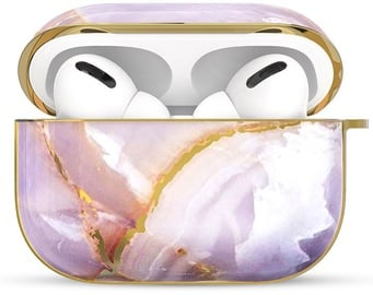 Kingxbar Jade Protector Case For Apple AirPods Pro Pink