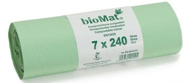 Atkritumu maisi BioMat Garbage Bags 240l 7pcs