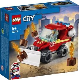 Constructor LEGO City Fire Hazard Truck 60279