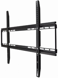 Gembird WM-75F-01 TV Wall Mount Fixed For 40-75'' Black