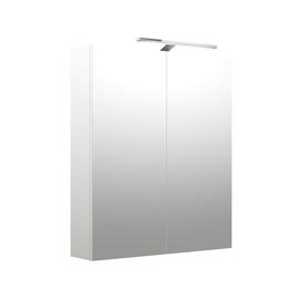 Vannas istabas skapītis Raguvos Baldai 1902312, balta, 14 x 60 cm x 70 cm
