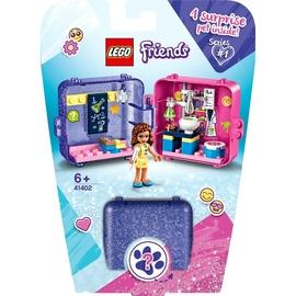 Konstruktors Lego Friends Olivias Play Cube 41402