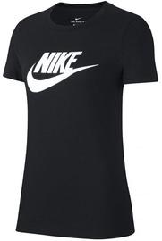 T-krekls Nike Tee Essential Icon Future BV6169 010 Black L