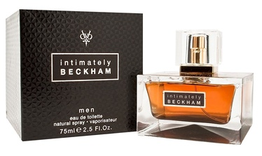 David Beckham Intimately Men 75ml EDT