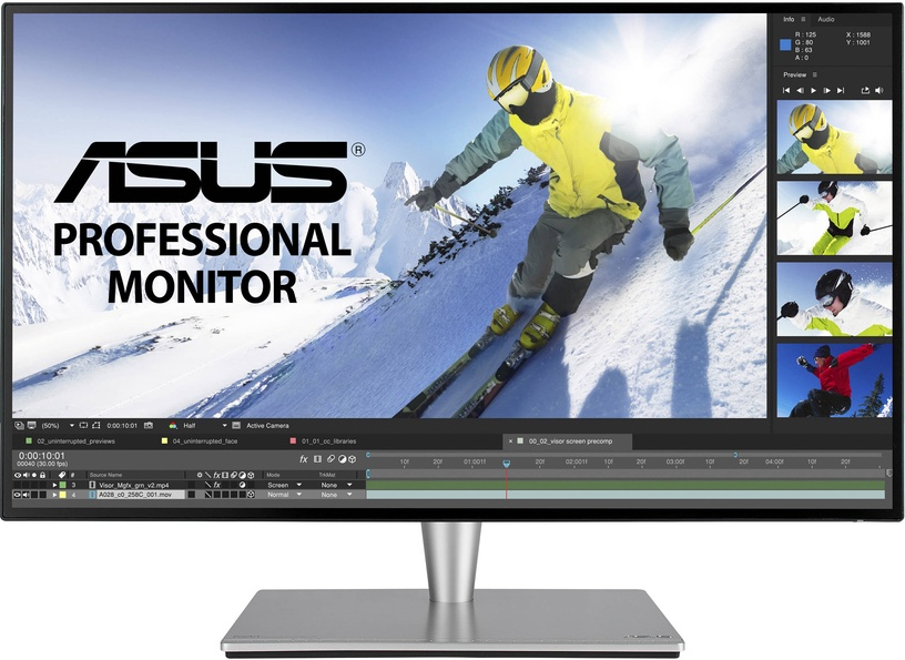"""Monitors Asus PA27AC, 27"""", 5 ms"""