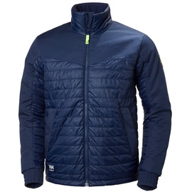 Helly Hansen WorkWear Aker Insulated Jacket Evening Blu XL