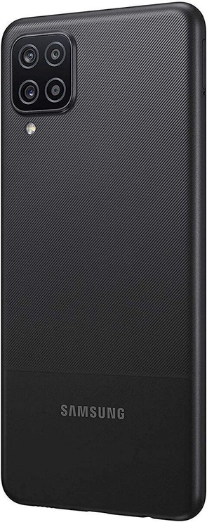 Mobilais telefons Samsung Galaxy A12, melna, 3GB/32GB