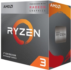 AMD Ryzen 3 3200G 3.6GHz 4MB w/ Radeon Vega 8 Graphics BOX YD3200C5FHBOX