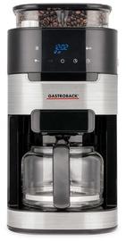 Кофеварка Gastroback Grind Brew Pro