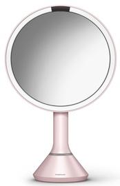 Зеркало Simplehuman ST3029, с освещением, напольный, 23x38.4 см
