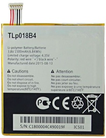 Alcatel Original Battery For One Touch Idol 1500mAh