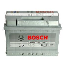Аккумулятор Bosch S5, 12 В, 77 Ач, 780 а