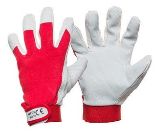 DD Smooth Pigskin Gloves With Clip 11