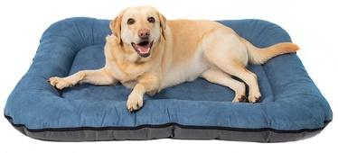 Dzīvnieku gulta Wiko Grazyna Size XL, zila/melna, 1140 mm x 830 mm