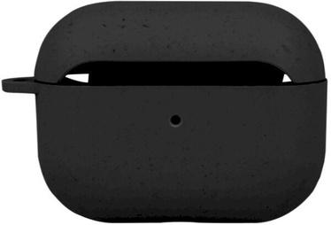 Forever Bioio Silicone Case For Apple Airpods Pro Black