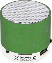 Bezvadu skaļrunis Esperanza XP101 Flash Green