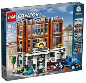 Конструктор LEGO Creator Corner Garage 10264