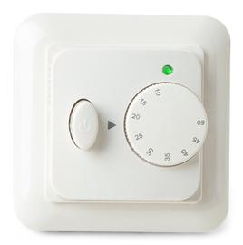 Termostats Heatcom HC30M, karināms, balta