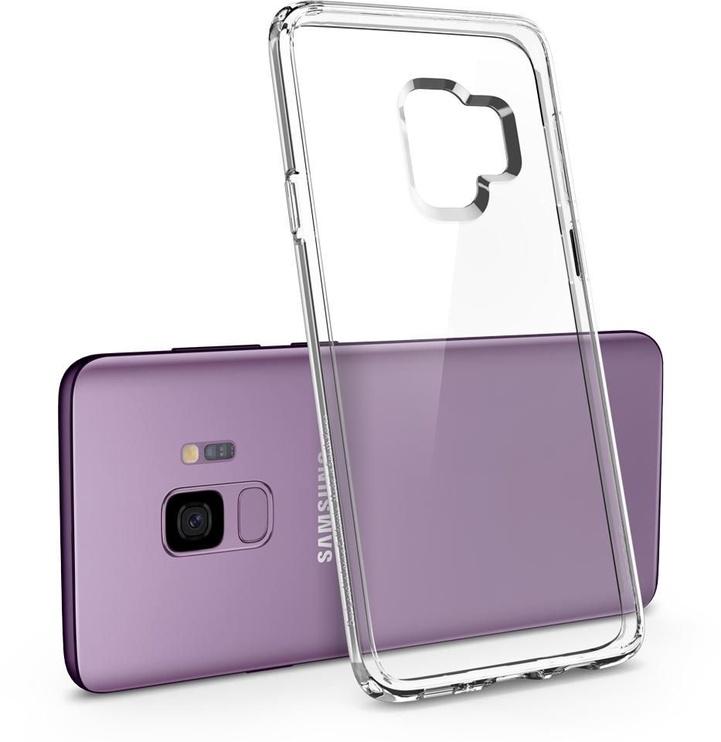 Spigen Ultra Hybrid Back Case For Samsung Galaxy S9 Transparent