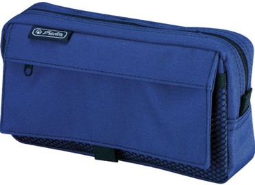 Herlitz Pencil Pouch Blue 11415981