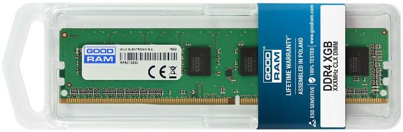 Operatīvā atmiņa (RAM) Goodram GR2666D464L19S/8G DDR4 8 GB CL19 2666 MHz