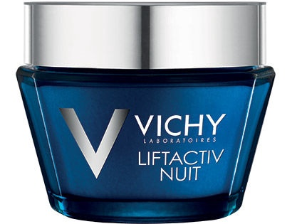 Sejas krēms Vichy LiftActiv Night Cream, 50 ml