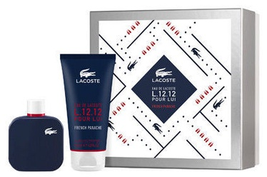 Lacoste Eau de Lacoste L.12.12 Pour Lui French Panache 100ml EDT + 150ml Shower Gel