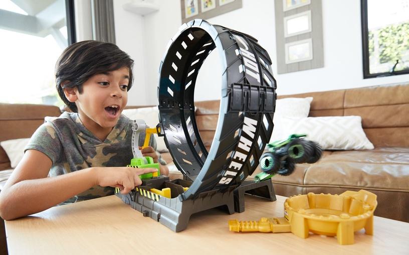 Автомобильная трасса Mattel Hot Wheels Monster Trucks Epic Loop Challange GKY00