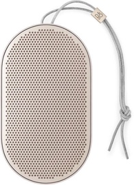 Bezvadu skaļrunis Bang & Olufsen BeoPlay P2 Sandstone, 30 W