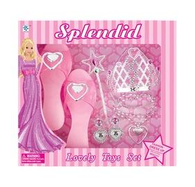Rotaļlietu skaistumkopšanas komplekts Splendid Lovely 514220241/NP126
