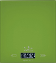 Электронные кухонные весы Jata 729/V, зеленый
