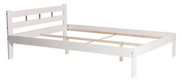Кровать Top E Shop Sara, сосновый, 205.5x145.5 см