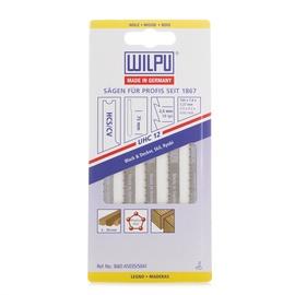 Zāģīšu komplekts Wilpu UHC12 Blade Set 5pcs