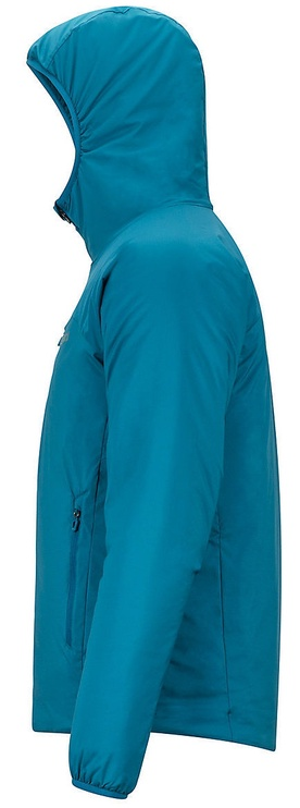 Marmot Mens Novus Hoody Morrocan Blue XL