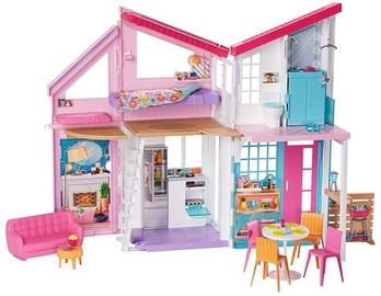 Mattel Barbie Malibu House Playset FXG57