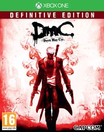 Xbox One spēle DMC Devil May Cry: Definitive Edition Xbox One