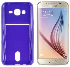 Roar Pocket Jelly Case For Samsung G920 Galaxy S6 Violet