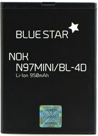 BlueStar Battery For Nokia N97 Mini/E5/N8 Li-Ion 950mAh Analog