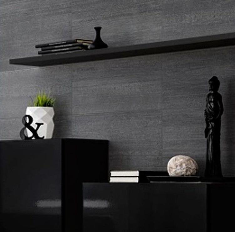ASM Switch SB I Hanging Cabinet/Shelf Set Black