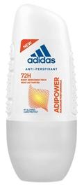 Dezodorants sievietēm Adidas Adipower Anti-Perspirant, 50 ml