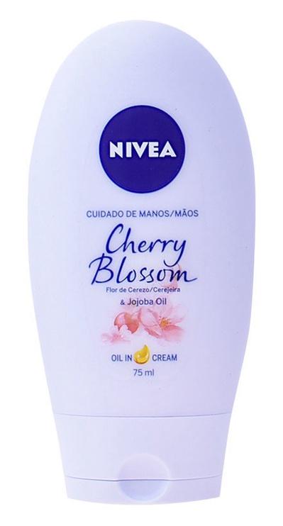 Nivea Cherry Blossom & Jojoba Oil Hand Cream 75ml