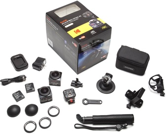 Kodak PixPro SP360 4K Dual Pro Kit Black
