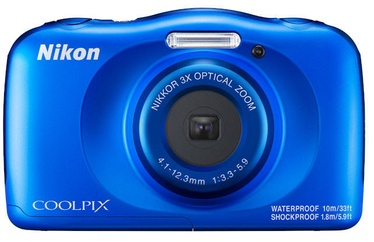 Sporta kamera Nikon Coolpix W150 Plus Backpack Blue