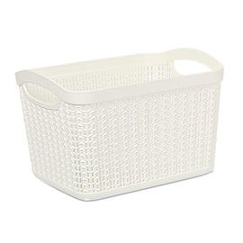 Ящик Ucsan Plastik M-093 Basket 3.3l White