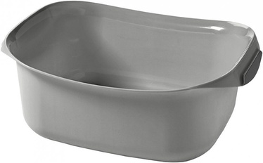 Curver Bowl Urban With Handles Rectangular 8L Silver