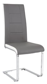 Стул для столовой Signal Meble H629 White Grey, 1 шт.