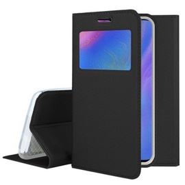 Mocco Smart Look Magnet Book Case For Samsung Galaxy A7 A750 Black