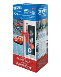 Electric Toothbrush Oral-B Cars 4210201237051