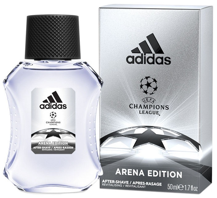 Adidas UEFA Champions League Arena Edition 50ml Aftershave Lotion
