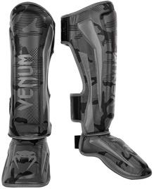 Venum Leg Guards Elite Black/Grey XL